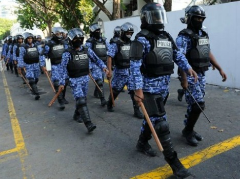 maldives-police-afp