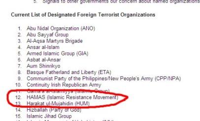 I Guess Terror Group Hamas Has Been Taken Off U S List Of Terrorist Groups Windsorcoact Foramerica