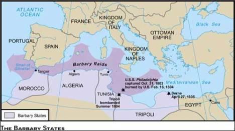 barbary-states