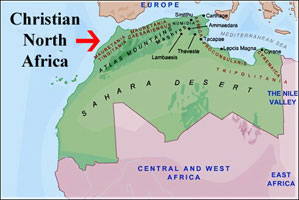 christian-north-africa