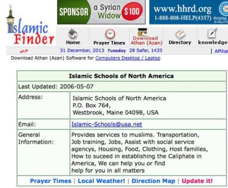 IslamicSchoolsNA