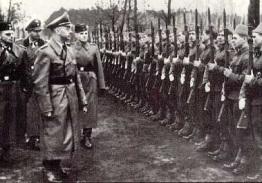 SS Handzar Division Himmler