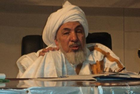Abdallah Bin Bayyah.