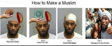 how to make a muslim