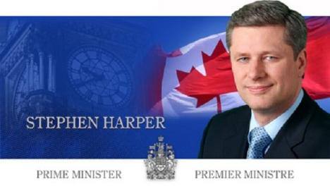 Canadian Prime Minister Stephen Harper 1 (resized)