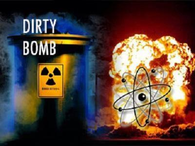 "The uranium could be used for ""manufacturing weapons of mass destruction."""