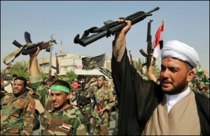 Iranian-backed Shia militias are eclipsing the Iraqi government.