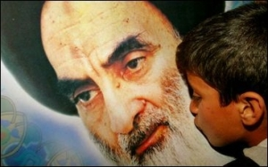 Grand Ayatollah Ali al-Sistani, Iraq's most senior Shia cleric, has effectively blessed the formation of militias.