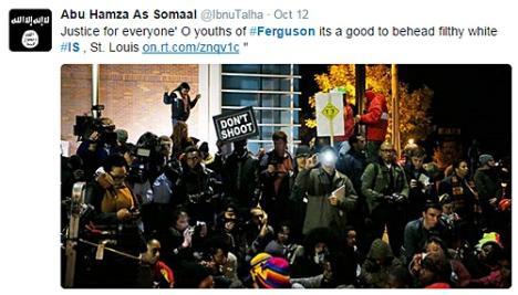 ISIS-Feruson-Behead-Tweet