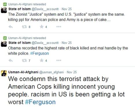 ISIS-Feruson-Zionist-Justice-Tweet
