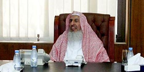 The Grand Mufti of Saudi Arabia, Shaikh Abdul Aziz Al ash-Shaikh