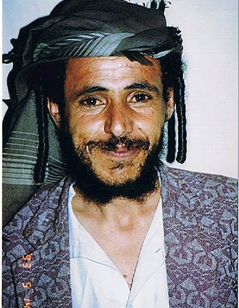 A Yemeni Jew. Harmless.