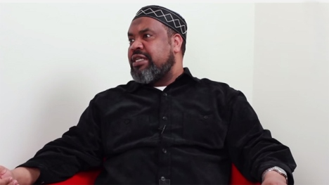 Imam Mohamed Magid, President of the Islamic Society of North America and the All Dulles Area Muslim Society (ADAMS) Center.